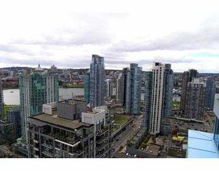 """Photo 9: 2107 1238 SEYMOUR Street in Vancouver: Downtown VW Condo for sale in """"THE SPACE"""" (Vancouver West)  : MLS®# V636575"""