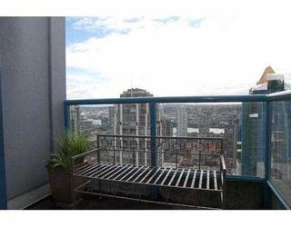 """Photo 8: 2107 1238 SEYMOUR Street in Vancouver: Downtown VW Condo for sale in """"THE SPACE"""" (Vancouver West)  : MLS®# V636575"""