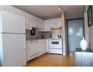 """Photo 5: 2107 1238 SEYMOUR Street in Vancouver: Downtown VW Condo for sale in """"THE SPACE"""" (Vancouver West)  : MLS®# V636575"""