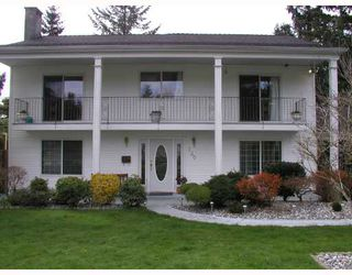 Photo 1: 730 HAILEY Street in Coquitlam: Coquitlam West House for sale : MLS®# V654872