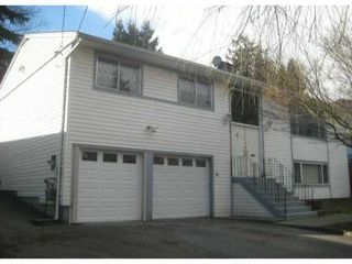 Photo 1: 1540 PITT RIVER RD in Port Coquitlam: Mary Hill House for sale : MLS®# V890664