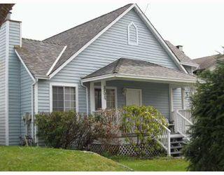 "Photo 1: 854 NICOLUM Court in North_Vancouver: Roche Point House for sale in ""ROCHE POINTE"" (North Vancouver)  : MLS®# V699965"