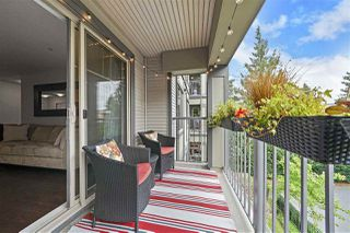 """Photo 17: 306 2468 ATKINS Avenue in Port Coquitlam: Central Pt Coquitlam Condo for sale in """"THE BORDEAUX"""" : MLS®# R2388024"""