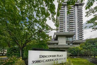 "Main Photo: 605 3980 CARRIGAN Court in Burnaby: Government Road Condo for sale in ""DISCOVERY PLACE I"" (Burnaby North)  : MLS®# R2408830"