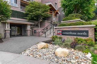 "Photo 1: 215 21009 56 Avenue in Langley: Salmon River Condo for sale in ""Cornerstone"" : MLS®# R2414162"