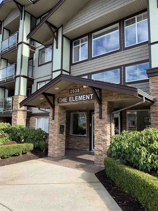 """Photo 2: 111 2038 SANDALWOOD Crescent in Abbotsford: Central Abbotsford Condo for sale in """"THE ELEMENT"""" : MLS®# R2443524"""