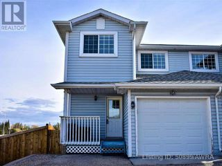 Main Photo: 18 - 465 MaKenny Street in Hinton: Hill House 1/2 Duplex for sale : MLS®# 50899