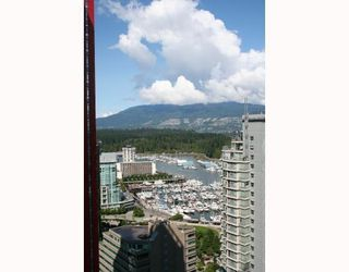 Photo 5: # 3002 1189 MELVILLE ST in Vancouver: Condo for sale : MLS®# V780336