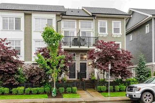 "Main Photo: 28 7686 209 Street in Langley: Willoughby Heights Townhouse for sale in ""The KEATON"" : MLS®# R2471123"