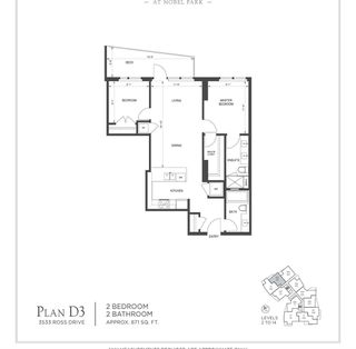 Photo 3: 503 3533 ROSS Drive in Vancouver: University VW Condo for sale (Vancouver West)  : MLS®# R2480878