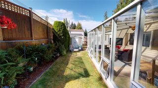 Photo 3: 806 2779 Stautw Rd in : CS Hawthorne Manufactured Home for sale (Central Saanich)  : MLS®# 854019