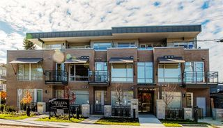 """Main Photo: 103 1591 BOWSER Avenue in North Vancouver: Norgate Condo for sale in """"Chelsea Mews"""" : MLS®# R2496317"""