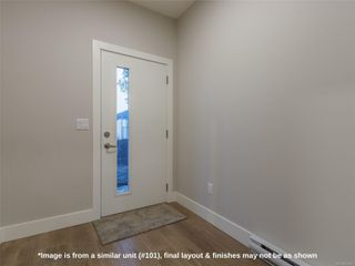 Photo 5: 106 1726 Kerrisdale Rd in : Na Central Nanaimo Row/Townhouse for sale (Nanaimo)  : MLS®# 855850