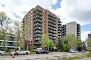 Photo 2: 1002 10545 Saskatchewan Drive in Edmonton: Zone 15 Condo for sale : MLS®# E4217960