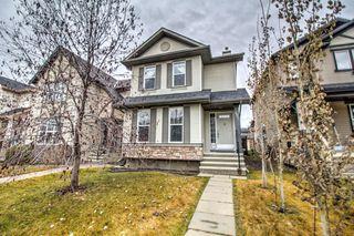 Photo 1: 232 Silverado Range Close SW in Calgary: Silverado Detached for sale : MLS®# A1047985