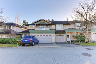 "Photo 1: 251 13888 70 Avenue in Surrey: East Newton Townhouse for sale in ""Chelsea Gardens"" : MLS®# R2520708"