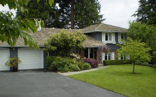 Photo 1: 1852 Mathers Court in West Vancouver: Ambleside House for sale : MLS®# V715235