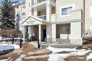 Main Photo: 301 11620 9A Avenue in Edmonton: Zone 16 Condo for sale : MLS®# E4193481