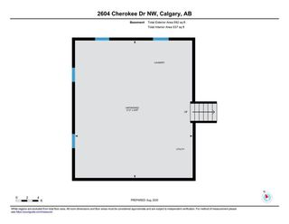 Photo 45: 2604 CHEROKEE Drive NW in Calgary: Charleswood Detached for sale : MLS®# A1019102