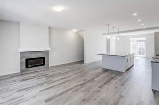 Photo 8: 332 SOUTH POINT Square SW: Airdrie Row/Townhouse for sale : MLS®# A1026186