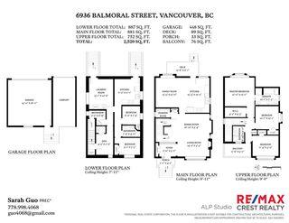 Photo 33: 6936 BALMORAL Street in Vancouver: Killarney VE House for sale (Vancouver East)  : MLS®# R2518867