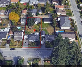 Photo 1: 1741 SALISBURY Avenue in Port Coquitlam: Glenwood PQ House for sale : MLS®# R2520804