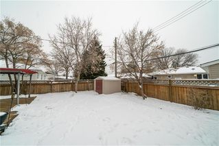 Photo 45: 55 Galinee Bay in Winnipeg: Westwood Residential for sale (5G)  : MLS®# 202100697