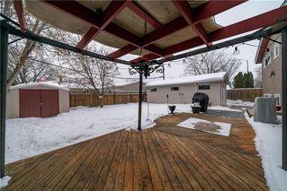 Photo 46: 55 Galinee Bay in Winnipeg: Westwood Residential for sale (5G)  : MLS®# 202100697