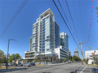 Photo 1: 516 989 Johnson St in : Vi Downtown Condo for sale (Victoria)  : MLS®# 862948