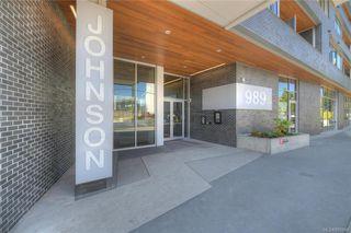 Photo 2: 516 989 Johnson St in : Vi Downtown Condo for sale (Victoria)  : MLS®# 862948