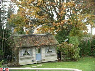 Photo 6: 2701 CRESCENT DR in Surrey: Condo for sale : MLS®# F1100688