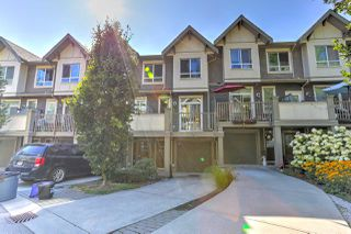 "Main Photo: 39 3395 GALLOWAY Avenue in Coquitlam: Burke Mountain Townhouse for sale in ""WYNWOOD"" : MLS®# R2398719"