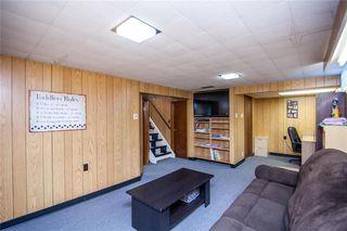 Photo 16: 123 Barron Drive in Winnipeg: Residential for sale (5G)  : MLS®# 202005841