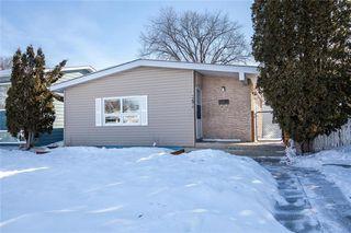 Photo 1: 123 Barron Drive in Winnipeg: Residential for sale (5G)  : MLS®# 202005841