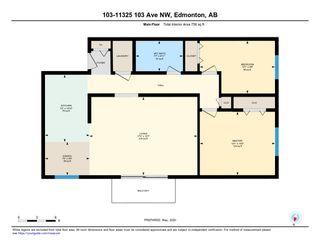 Photo 16: 103 11325 103 Avenue in Edmonton: Zone 12 Condo for sale : MLS®# E4197480
