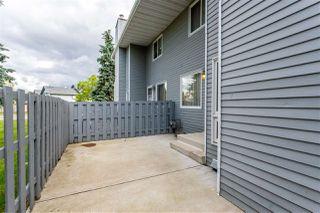 Photo 30: 59 15710 BEAUMARIS Road in Edmonton: Zone 27 Townhouse for sale : MLS®# E4203999