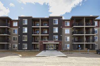Photo 2: 101 12035 22 Avenue in Edmonton: Zone 55 Condo for sale : MLS®# E4210021