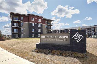 Photo 1: 101 12035 22 Avenue in Edmonton: Zone 55 Condo for sale : MLS®# E4210021