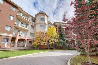 Main Photo: 418 200 Lincoln Way SW in Calgary: Lincoln Park Apartment for sale : MLS®# A1040101