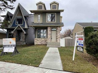 Photo 1: 9113 65 Avenue in Edmonton: Zone 17 House for sale : MLS®# E4221418