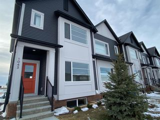 Main Photo: 1043 Lanark Boulevard: Airdrie Row/Townhouse for sale : MLS®# A1059555