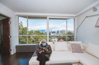 Main Photo: 806 518 MOBERLY ROAD in Vancouver: False Creek Condo for sale (Vancouver West)  : MLS®# R2529307