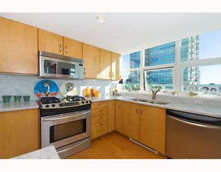 "Photo 4: 705 120 MILROSS Avenue in Vancouver: Mount Pleasant VE Condo for sale in ""BRIGHTON"" (Vancouver East)  : MLS®# V636899"