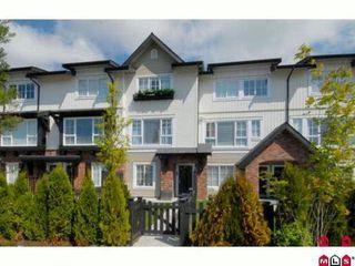 Photo 1: 137 2450 161A Street in Surrey: Condo for sale
