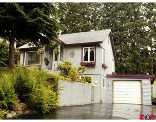 Photo 1: 2911 MCCALLUM Road in Abbotsford: Central Abbotsford House for sale : MLS®# F2715730