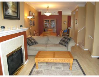"Photo 1: 94 3880 WESTMINSTER Highway in Richmond: Terra Nova Townhouse for sale in ""MAYFLOWER"" : MLS®# V666982"