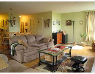 """Photo 3: 702 5790 PATTERSON Avenue in Burnaby: Metrotown Condo for sale in """"REGENT"""" (Burnaby South)  : MLS®# V669364"""