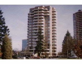 "Photo 1: 702 5790 PATTERSON Avenue in Burnaby: Metrotown Condo for sale in ""REGENT"" (Burnaby South)  : MLS®# V669364"