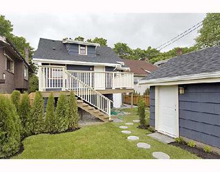 Photo 9: 433 W 21ST Avenue in Vancouver: Cambie House for sale (Vancouver West)  : MLS®# V714412