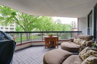 Photo 17: 205 11503 100 Avenue in Edmonton: Zone 12 Condo for sale : MLS®# E4168821